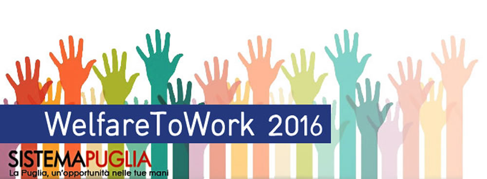 welfare to work 2016